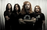 Megadeth at The Fillmore tonight (11/25/2012)