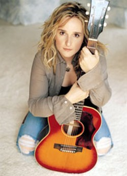Melissa Etheridge plays Verizon Wireless - Amphitheatre on Thursday