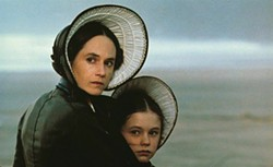 LIONSGATE & MIRAMAX - MELODIOUS MASTERPIECE: Holly Hunter and Anna Paquin both won Academy Awards for their performances in The Piano.