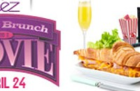 Easter brunch and a movie at Mez