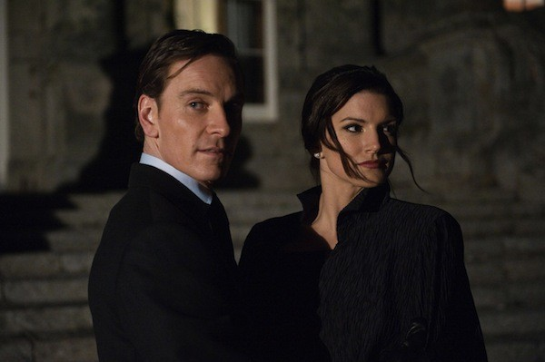 Michael Fassbender and Gina Carano in Haywire (Photo: Lionsgate)