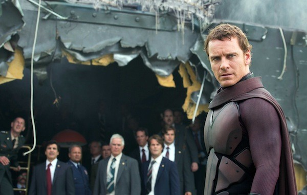 Michael Fassbender in X-Men: Days of Future Past (Photo: Fox)