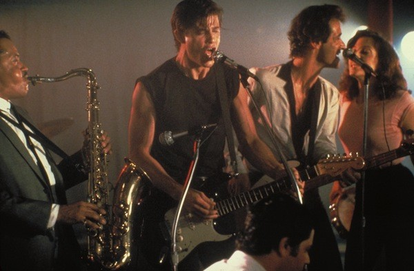 Michael Paré in Eddie and the Cruisers (Photo: Shout! Factory)