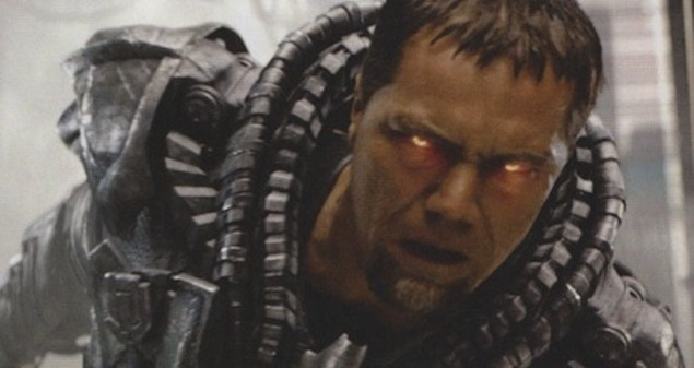 Michael Shannon as General Zod