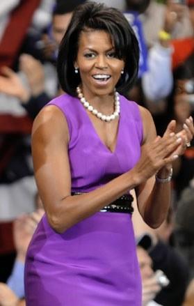 michelle-obamas-purple-dress