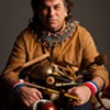 Mickey Hart Band at CPCC's Halton Theatre (5/8/2013)