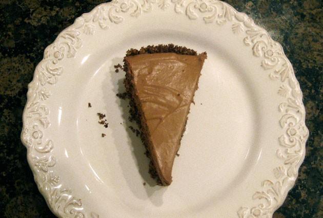Recipe / Priscilla Tsai Mocha Silk Pie