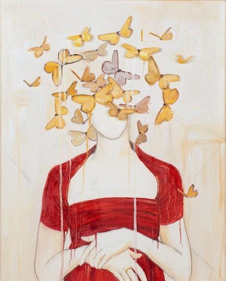 Momentary Meditation, by Honora Jacob