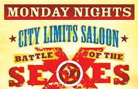 Grand opening weekend for City Limits Saloon
