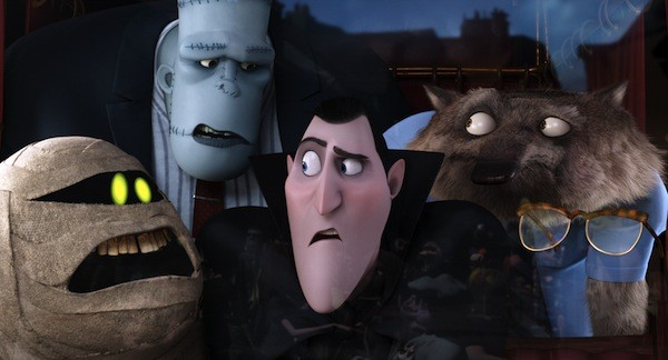 MONSTER MASH: The gang's all here in Hotel Transylvania. (Photo: Sony Pictures Animation)