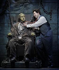PAUL KOLNIK - MONSTROUS FUN: Young Frankenstein is headed our way.