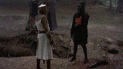 SONY - Monty Python and the Holy Grail