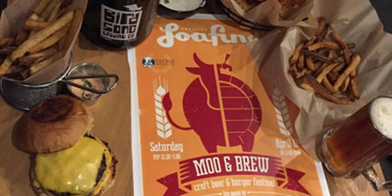 Moo and Brew Festival on Wilson's World