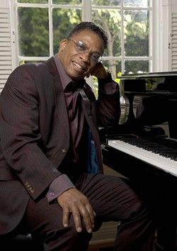 MORE THAN A SINGLE: While many people associate him with the '80s hit 'Rock It,' Herbie Hancock has been a jazz pioneer working on his own and with artists such as Miles Davis.