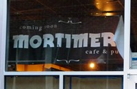 First look: Mortimer's Cafe and Pub