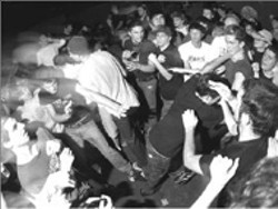 RADOK - Moshpit Confessional: Punk Wars at Tremont - Saturday night