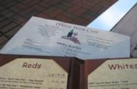 Mouthful: D'Vine Wine Cafe in Ballantyne