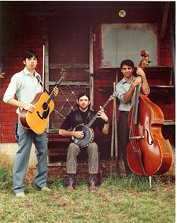 MOVIN' ON UP: The Avett Brothers