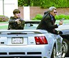 MOVING VIOLATION Josh Hartnett and Harrison Ford      produce a lemon with <i>Hollywood Homicide</i>