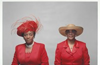 Hats off to Gantt Center's church lady photography series, more