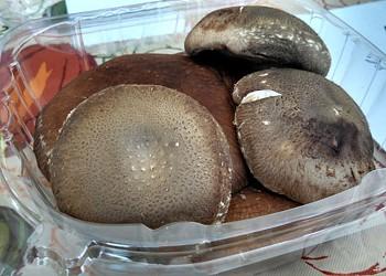 Make room for mushrooms
