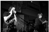 Music Menu (3/18/09)