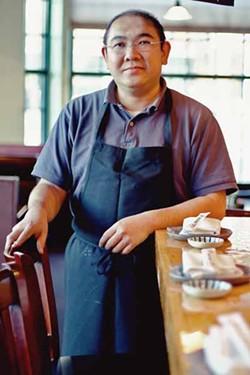 ASHLEY GOODWIM - MY RESTAURANT: Owner Shiramine Masanori