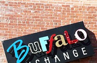 Buffalo Exchange opening in Plaza Midwood in mid-April