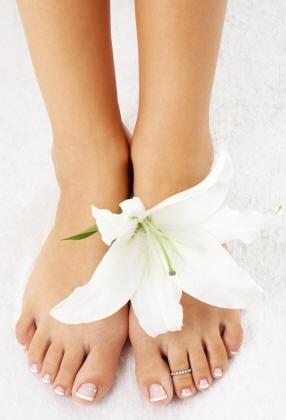 Nail Fungus Pretty Feet