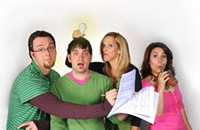 525,600 allusions in <b><i>[title of show]</i></b>