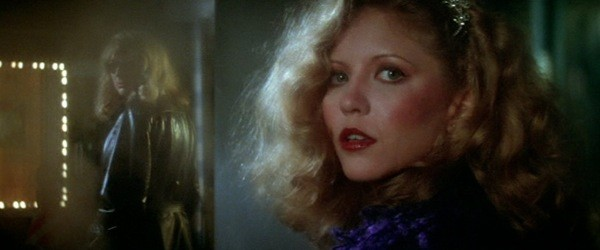 Nancy Allen in Dressed to Kill