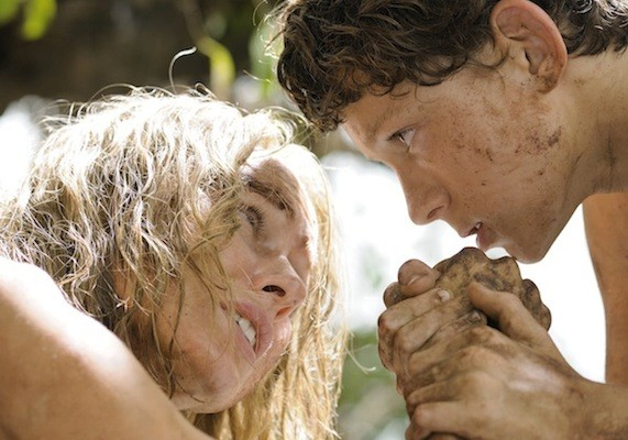 Naomi Watts and Tom Holland in The Impossible (Photo: Summit)