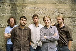 NATIVE SOUNDS: Steep Canyon Rangers