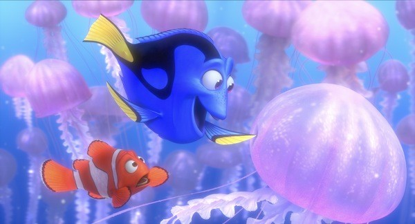 NAUTICAL LIFE: Dory and Marlin in Finding Nemo (Photo: Disney/Pixar)