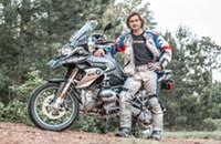 The motorcycle daredevil next door premieres new show on SPEED