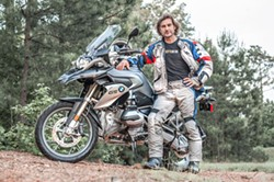 JUSTIN DRISCOLL - Neale Bayly's show, Neale Bayly Rides: Peru, is set to premiere on the SPEED channel June 9 at 9 p.m.