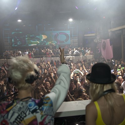 Nervo @ Label, 9/28/13