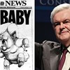 Newt Gingrich Alert: self-righteous serial horn dog runs for White House