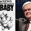Newt Gingrich Alert: self-righteous serial horn dog runs for White House