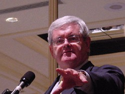 Newt Gingrich, Mr. Abstinence-Only: Do as I say, not as I do.