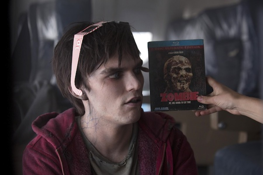 Nicholas Hoult in Warm Bodies (Photo: Summit)