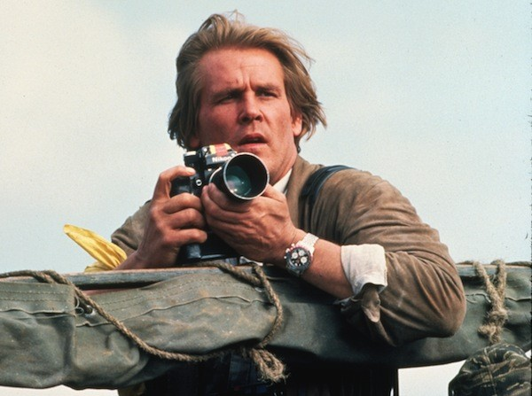 Nick Nolte in Under Fire (Photo: Twilight Time)