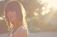 Nicki Bluhm & The Gramblers at the Visulite Theatre tonight (3/22/13)