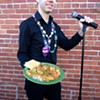 Nightlife profile: Michael Ford, singer for Boudreaux's Roux!