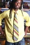 <p>No. 34: Ornate ties</p>