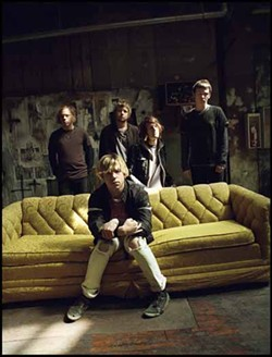 DANNY CLINCH - NO REST FOR THE WICKED: Cage the Elephant