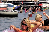 Boobs to blame for traffic, changes on Lake Norman