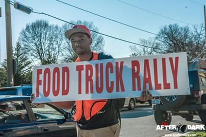 NoDa Alley Rally, 03/27/2014