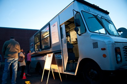 NoDa Passport, Food Truck Rally, 3/8/12