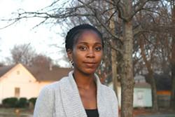 JASIATIC - NoDa resident Amina Harvey